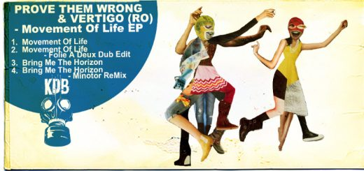 Prove Them Wrong, Vertigo (RO) - Movement of Life EP [KDB091D]